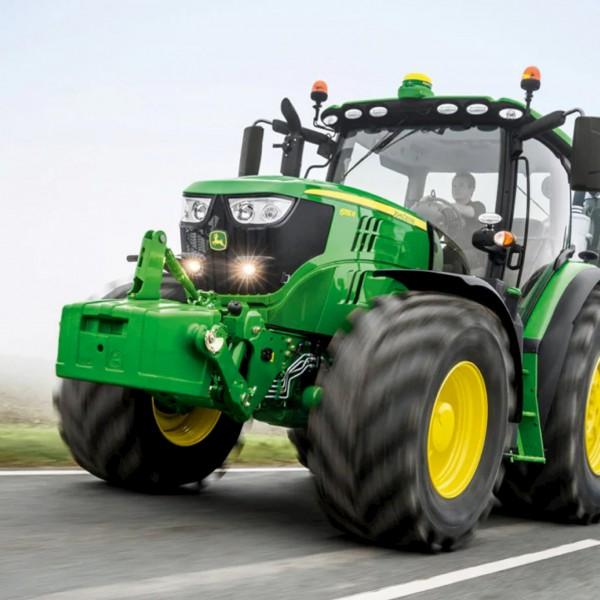 Schulung: Traktoren Serie 6R